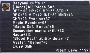 Baayami Cuffs +1