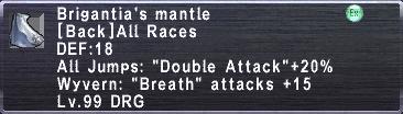 Brigantia's Mantle
