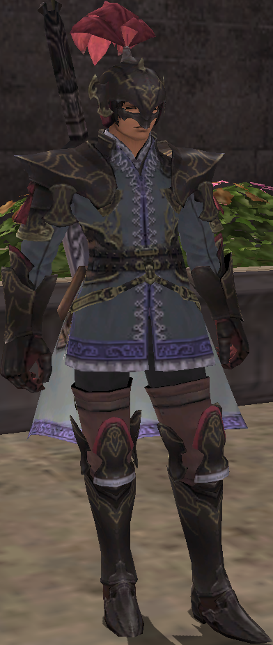 Erilaz Attire +1 Set