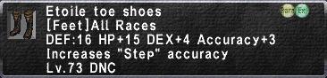 Etoile Shoes