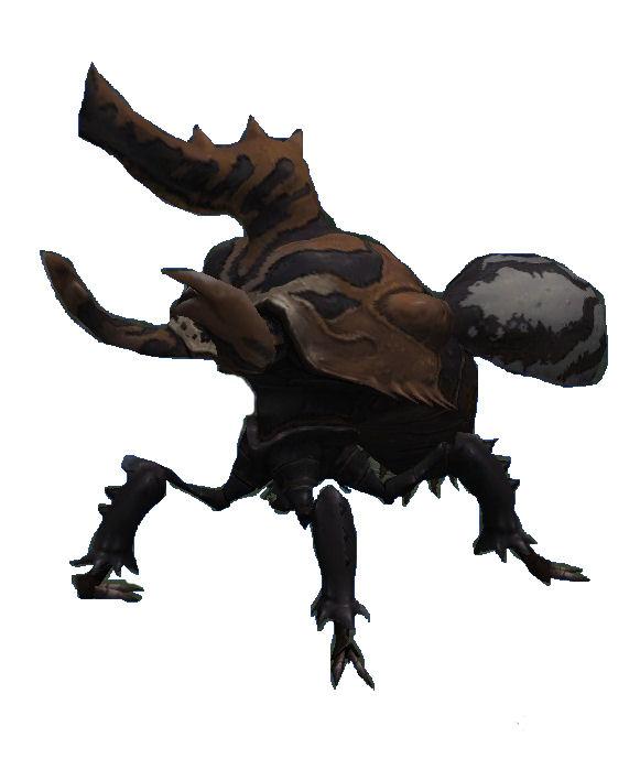 Gamboge Beetle (MON)