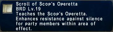 Scop's Operetta
