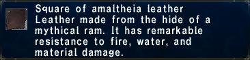 Amaltheia Leather