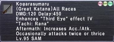 Kogarasumaru