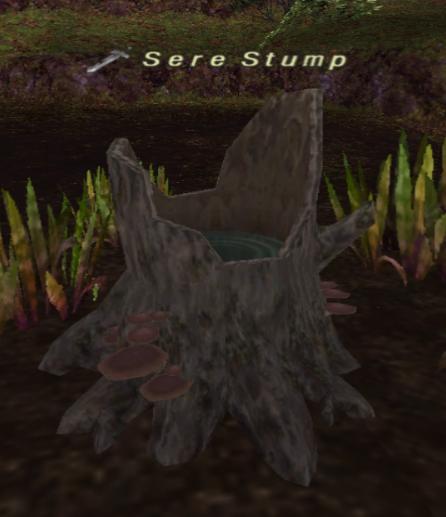 Sere Stump
