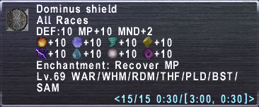Dominus Shield