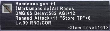 Bandeiras Gun +1