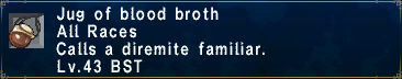 Blood Broth