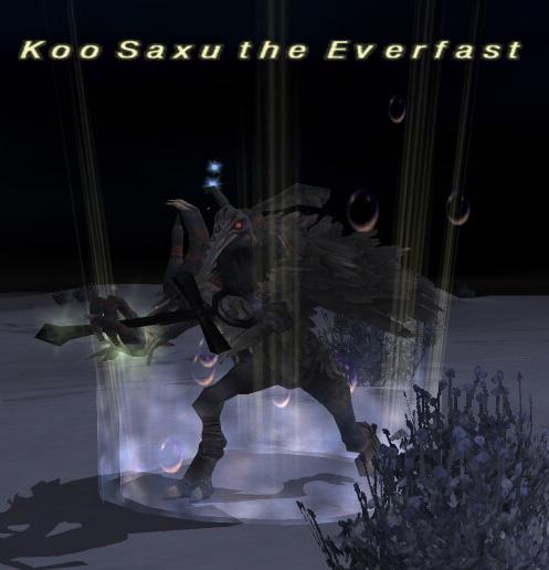 Koo Saxu the Everfast