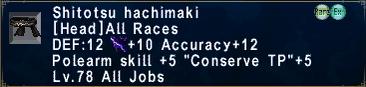 Shitotsu Hachimaki