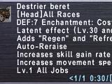 Destrier Beret