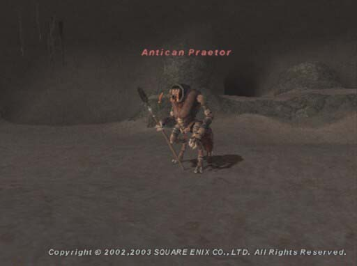 Antican Praetor