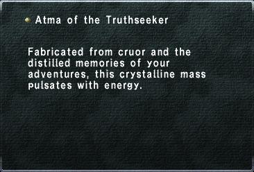 Atma of the Truthseeker