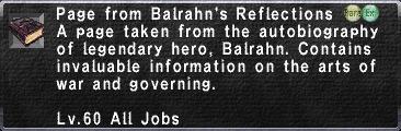 Hero's Reflections