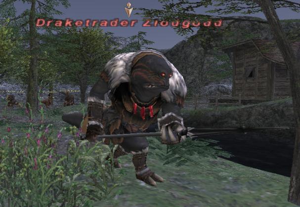 Draketrader Zlodgodd