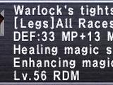 Warlock's Tights