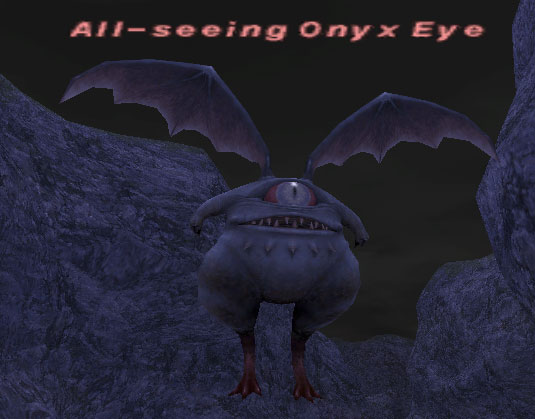 All-Seeing Onyx Eye