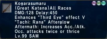 Kogarasumaru (99-2)