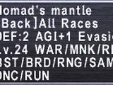 Nomad's Mantle