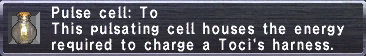 Pulse Cell: To