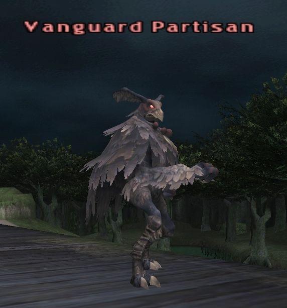 Vanguard Partisan