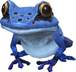 Azure Toad (MON)