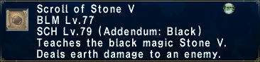 Stone V