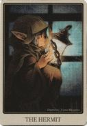 The Hermit (Tarut Card)