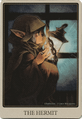 The Hermit (Tarut Card)