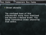 Brown Abyssite