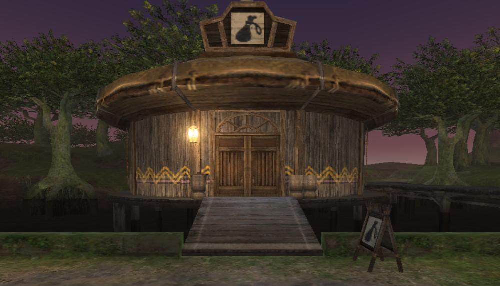 Ensasa's Catalyst Shop