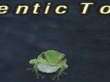 Lentic Toad