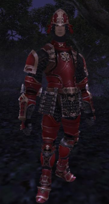 Cizin Armor Set