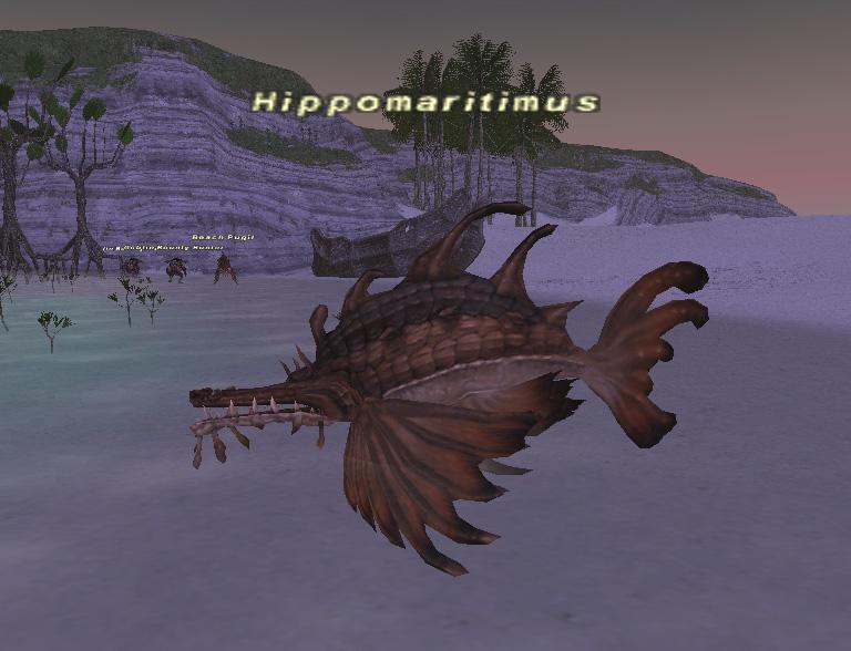 Hippomaritimus