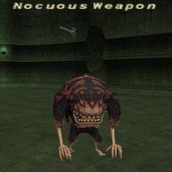 Nocuous Weapon