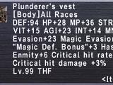 Plunderer's Vest