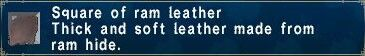 Ram Leather