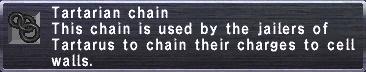 Tartarian Chain