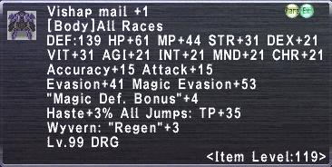Vishap Mail +1