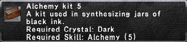 Alchemy Kit 5