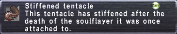 Stiffened Tentacle