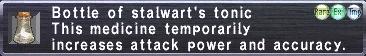 Stalwart's Tonic