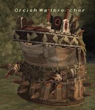 Orcish Wallbreacher