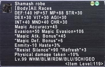 Shamash Robe