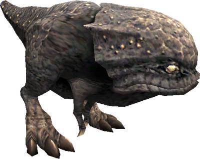 Ashen Lizard (MON)