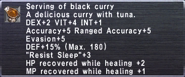 Black Curry