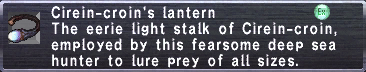 Cirein-croin's Lantern