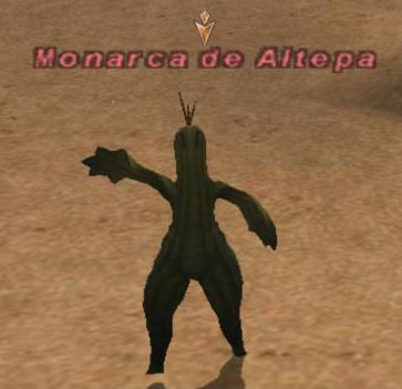 Monarca de Altepa