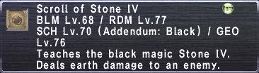 Stone IV