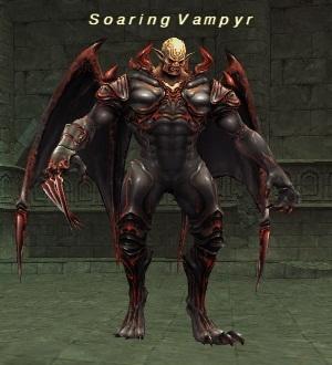 Soaring Vampyr
